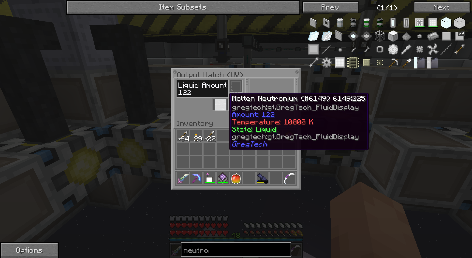 Minecraft Gregtech 5 Fusion Neutronium.png